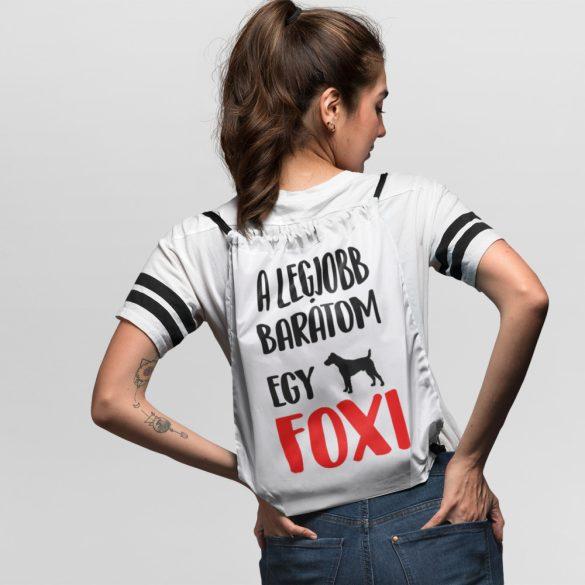A legjobb barátom egy foxi tornazsák