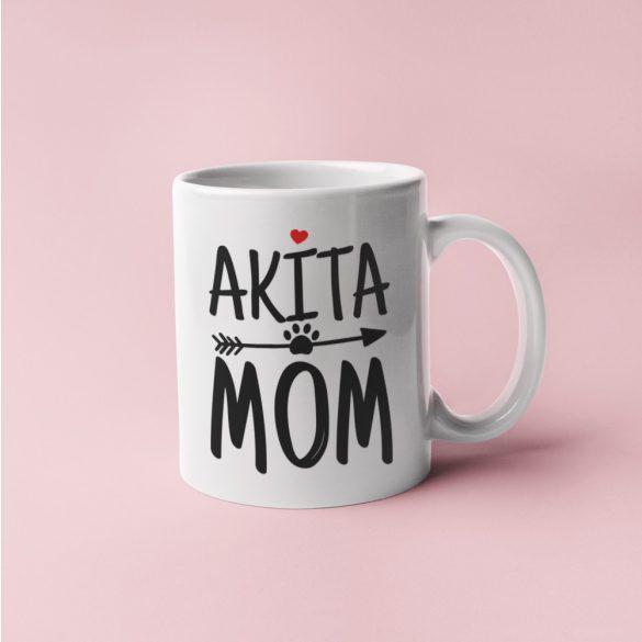 Akita mom bögre