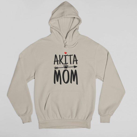 Akita mom női pulóver