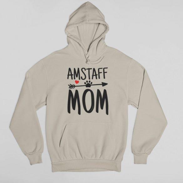 Amstaff mom női pulóver