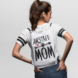 Amstaff mom tornazsák