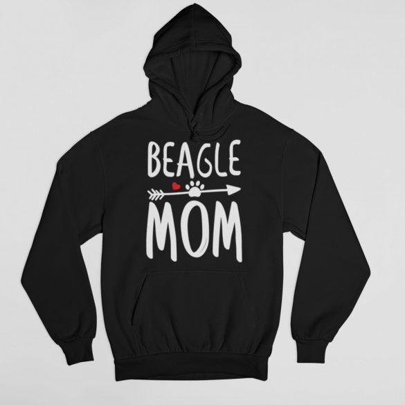 Beagle mom női pulóver