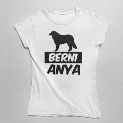 Berni anya női póló