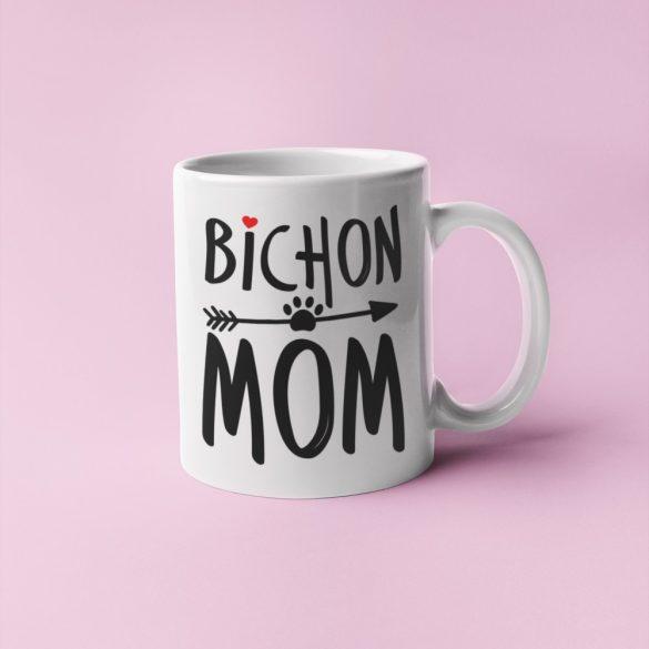 Bichon mom bögre