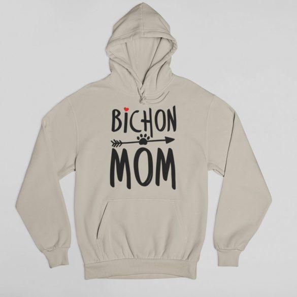 Bichon mom női pulóver