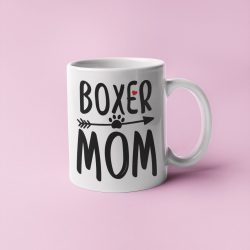 Boxer mom bögre
