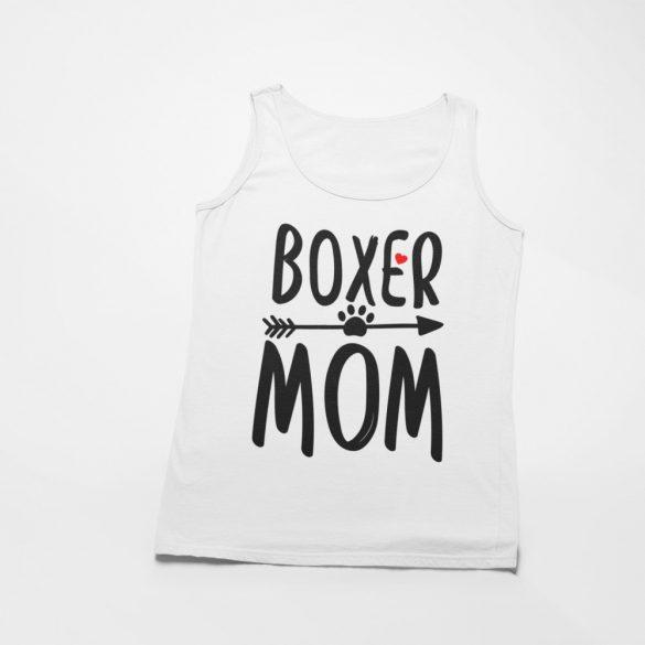 Boxer mom női atléta