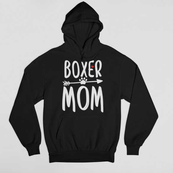 Boxer mom női pulóver