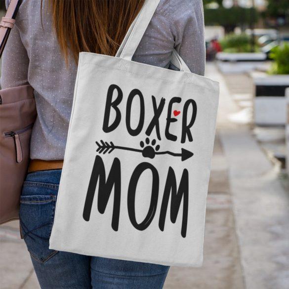 Boxer mom vászontáska