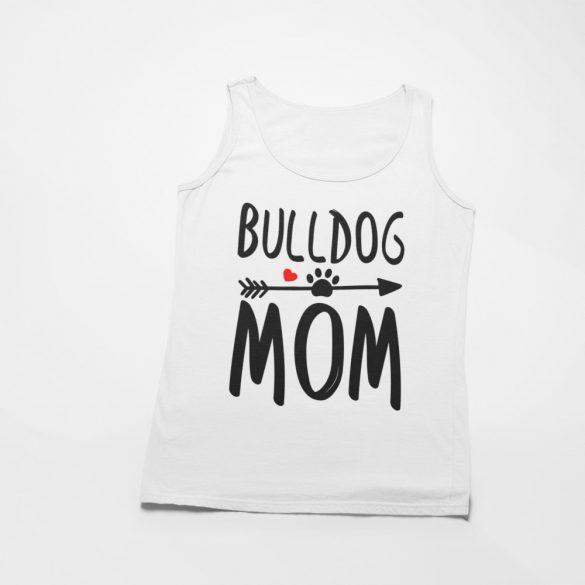Bulldog mom női atléta