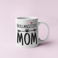 Bullmasztiff mom bögre