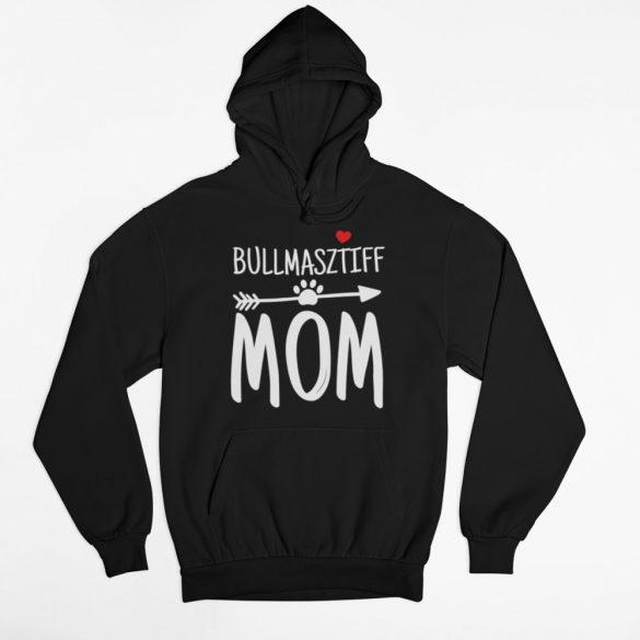 Bullmasztiff mom női pulóver