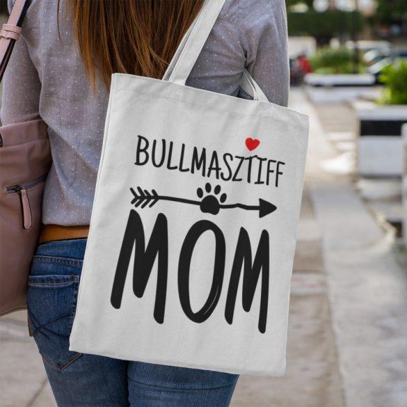Bullmasztiff mom vászontáska