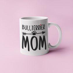 Bullterrier mom bögre