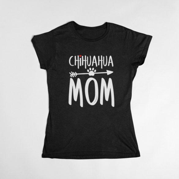 Chihuahua mom női póló