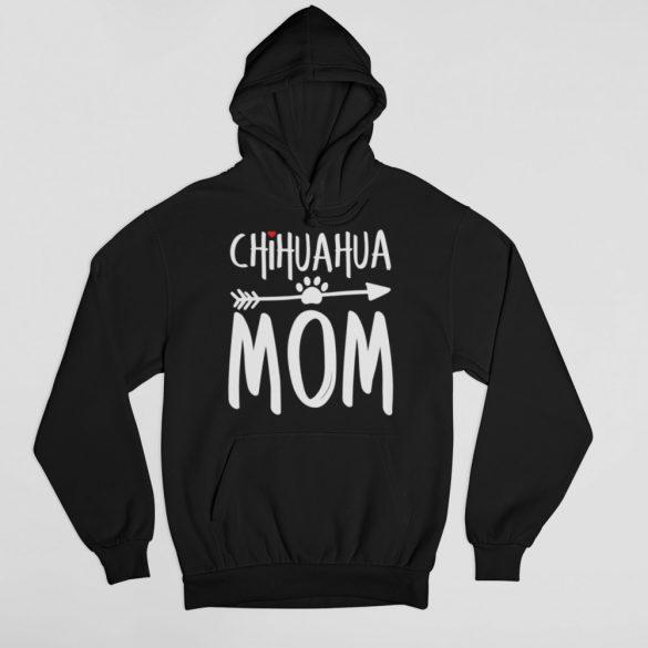 Chihuahua mom női pulóver