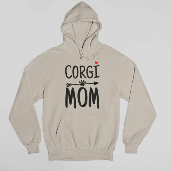 Corgi mom női pulóver