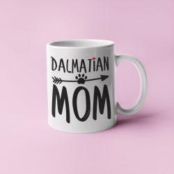 Dalmatian mom bögre