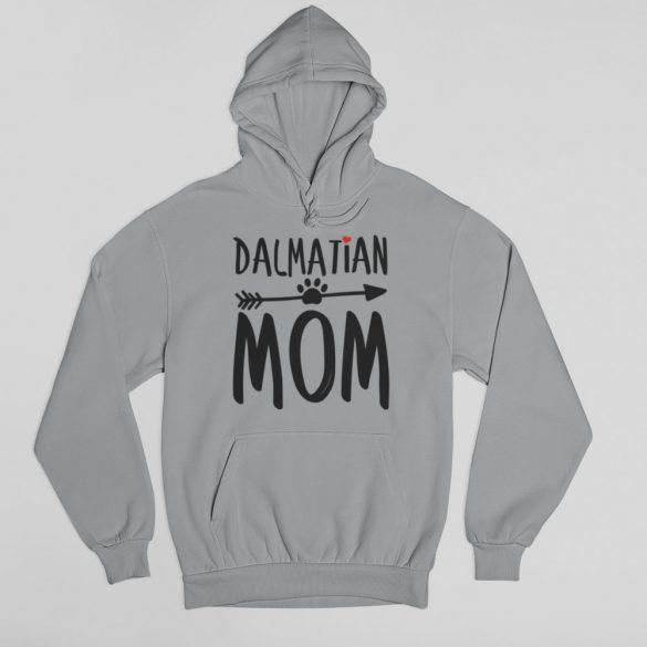 Dalmatian mom női pulóver