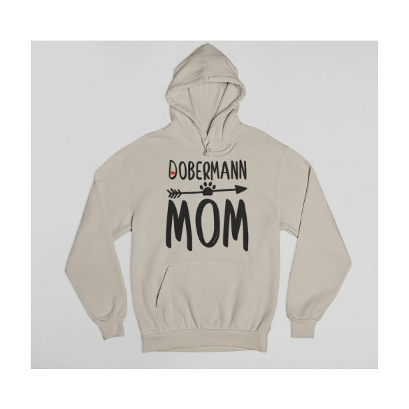 Dobermann mom női pulóver