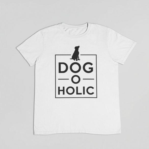 Dog-O-Holic férfi póló