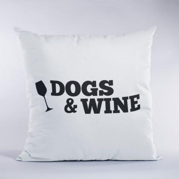 Dogs&Wine (2) párna