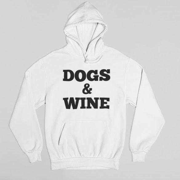 Dogs & Wine női pulóver