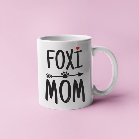 Foxi mom bögre