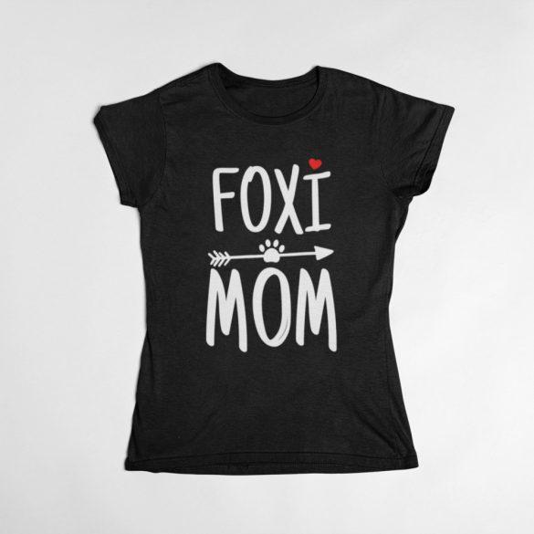 Foxi mom női póló
