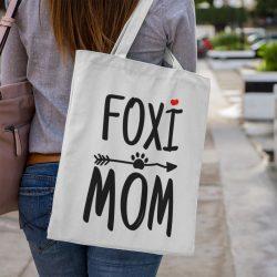 Foxi mom vászontáska