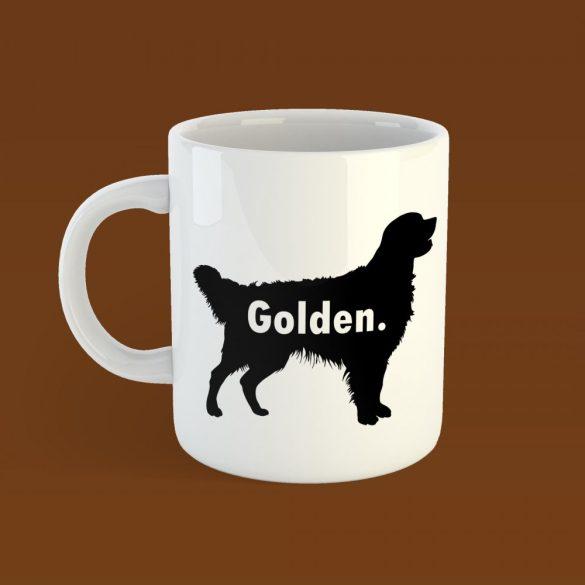 Golden. bögre