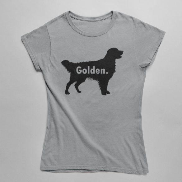 Golden. női póló
