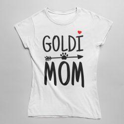Goldi mom női póló