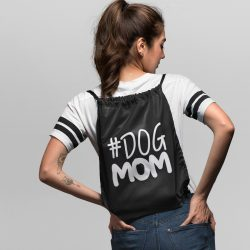 #Dog mom tornazsák
