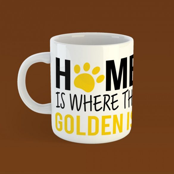 Home is where the golden is bögre