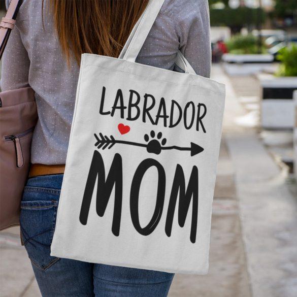 Labrador mom vászontáska