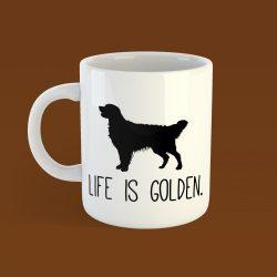 Life is golden. bögre