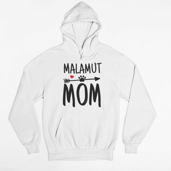 Malamut mom női pulóver