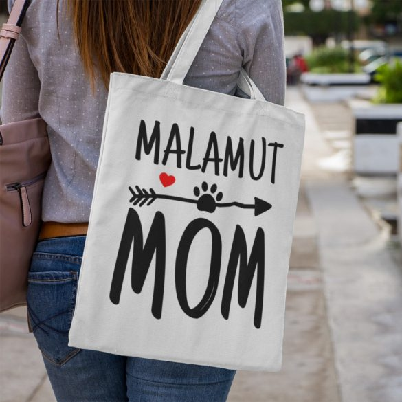 Malamut mom vászontáska