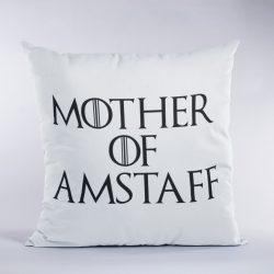 Mother of amstaff (v2) párna