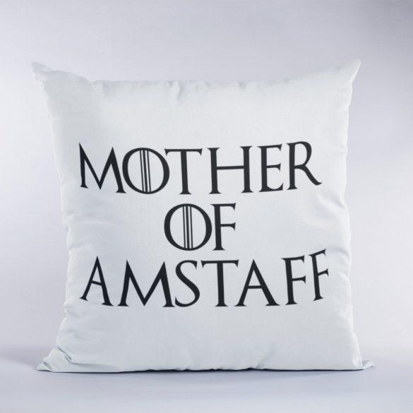 Mother of amstaff (v2) párna