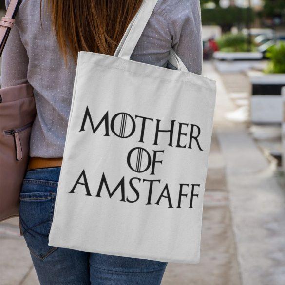 Mother of amstaff (v2) Vászontáska
