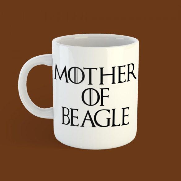 Mother of beagle (v2) bögre