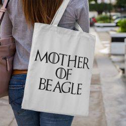Mother of Beagle (v2) Vászontáska