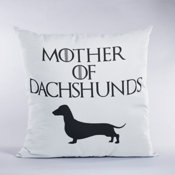 Mother of Dachshunds Párna