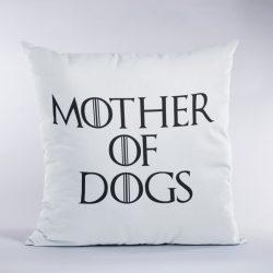 Mother of dogs párna