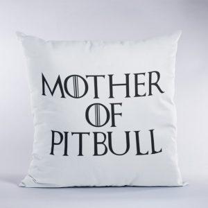 Mother of pitbull (v2) párna