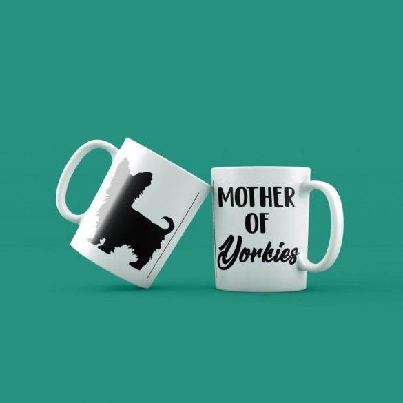 Mother of yorkies bögre