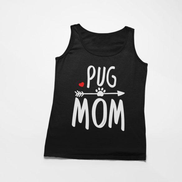 Pug mom női atléta