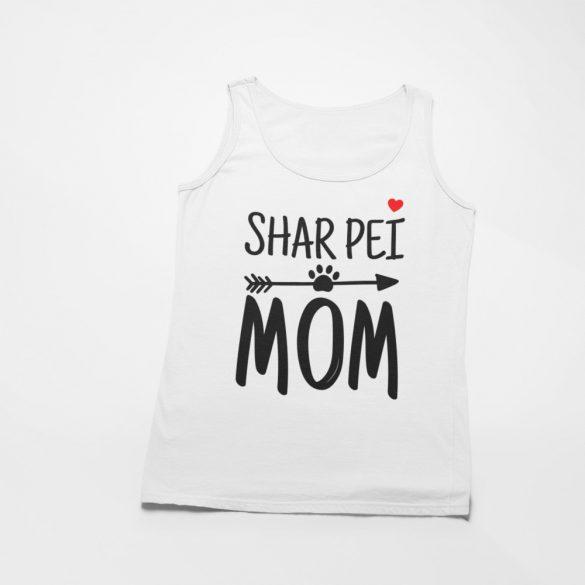 Shar pei mom női atléta